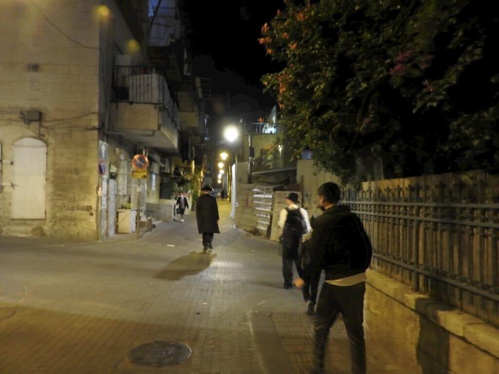 רחוב יעקב מאיר