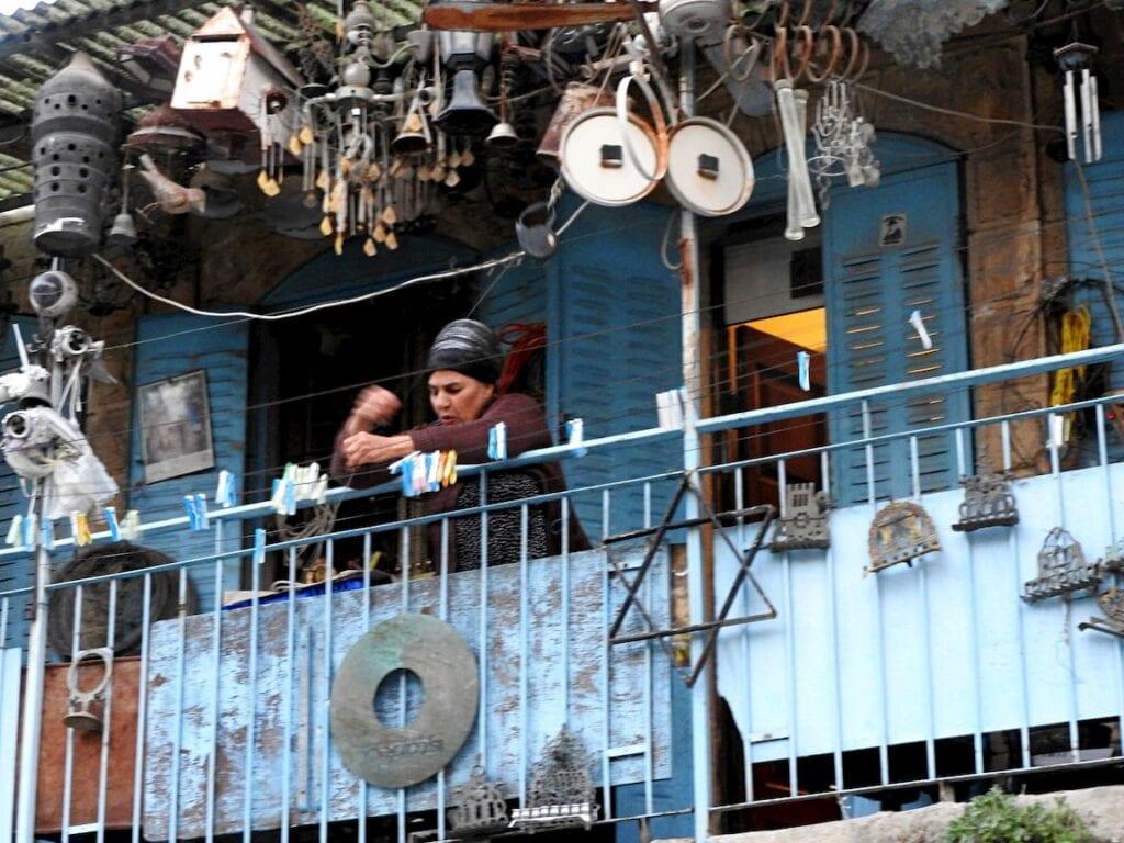 בית מיוחד בשכונת הבוכרים